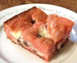 chocolate strawberry earthquake cake flour me with love