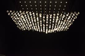 Chandelier Magnetic Crystals Contemporary Chandelier Crystal Blown Glass Led Magnetic