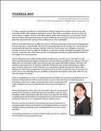 executive biography example for cfo resume examples pinterest