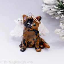 angel tortie cat ornament or figurine http www themagicsleigh