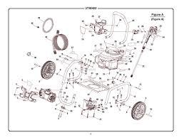 washer troy bilt pressure washer pumps 020316 198164gs pumps