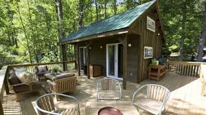 tiny house vacation book your next vacation at the river escape tiny house in erwin