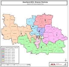 Map Of Des Moines Iowa Director District Map Heartland Area Education Agency