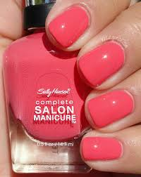 temptation from sally hansen u0027s complete salon manicure nails