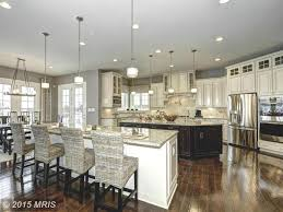 spacious kitchen with two islands kitchens kitchendesigns