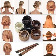 hair bun maker 5 seconds hair bun maker free worldwide shipping qualitygrab