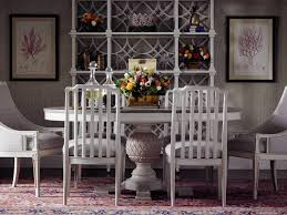 pedestal table with chairs stanley furniture preserve 7 piece artichoke pedestal table set
