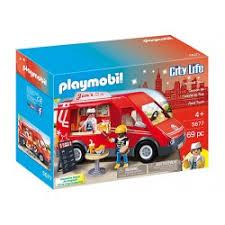 cuisine playmobile playmobil 5677 camion de cuisine de rue planète jeux