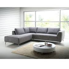 canapé d angle tissu canape canape d angle tissu canapac dangle moon gris narbonne a