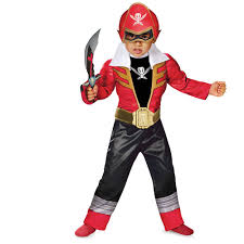 kids red ranger super megaforce light up motion activated toddler