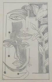 jaya u0027s shades pencil sketching women