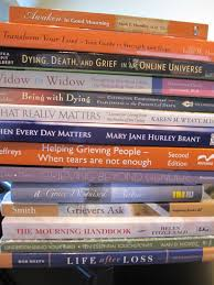 grief healing grief bibliography