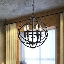 Black Iron Chandeliers Wrought Iron Chandelier Chandelier Marvelous Black Metal