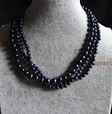 jewelry black pearl necklace images Gallery 7 black pearl necklace jpg