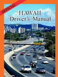 dmv manual book download hawaii drivers handbook hawaii drivers manual