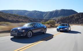 lexus rc vs bmw 435i 2014 audi s5 vs 2014 bmw 435i u2013 comparison test u2013 car and driver