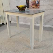 White Bistro Table White Pub Tables U0026 Bistro Sets You U0027ll Love Wayfair