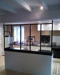 separation de cuisine separation de cuisine en verre 16 verriere dint233rieur
