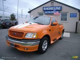 2003 hugger orange ford f150 xlt regular cab 55779630 gtcarlot
