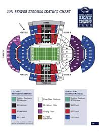 gillette stadium floor plan penn state beaver stadium seating chart student section neyland