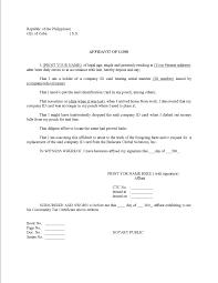sample affidavit format create a ticket template free sales slip