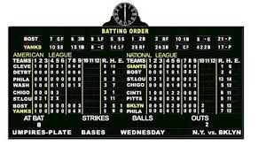 gifts for yankees fans yankee stadium scoreboard new york yankees collectible gift