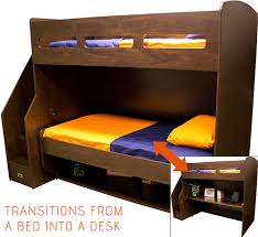 Bunk Bed Ladder Plans Diy Bunk Bed With Stairs And Desk Plans Wooden Pdf Elite Coffee