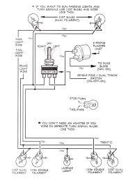 universal bolt on turn signal switch wiring in diagram gooddy org