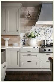 Subway Tile Kitchen Backsplash Grey Grout Tiles  Home - Grey subway tile backsplash