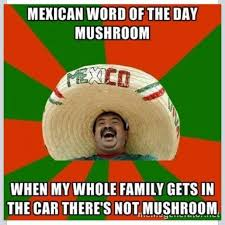 Funny Hispanic Memes - 12 funny mexican word of the day memes
