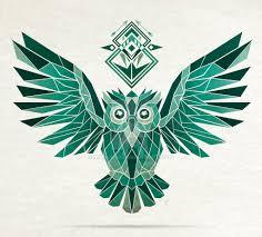 Monochromatic - monochromatic owl by manou56 on deviantart