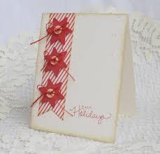 handmade christmas greeting card by endlessinkhandmade clean