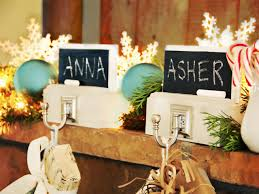 decorating silver hangers fireplace holders