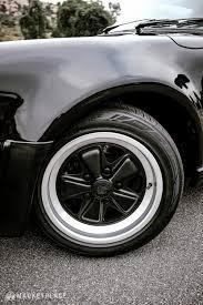porsche turbo wheels black 1985 porsche 930 turbo u2022 petrolicious