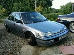 modified honda civic 1990 honda civic sedan ed2 ef stance show modified classic in