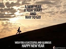 a new year a new start and way to go wish you a successful and