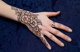 some easy mehndi designs simple islamic mehndi designs this with