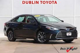 certified used toyota avalon used certified pre owned toyota avalon for sale edmunds