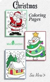 free christmas coloring pages toddlers preschoolers