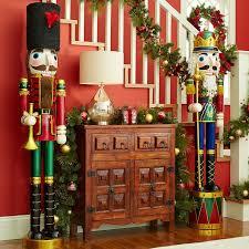 christmas nutcrackers christmas decorations nutcracker christmas nutcrackers family room