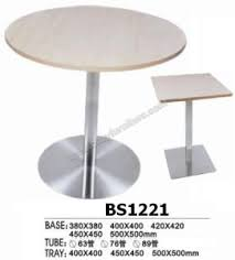 Restaurant Table Bases Restaurant Table Bases Flat Tech Ct4200 Table Bases Dining