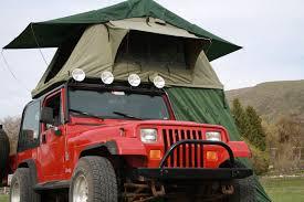 jeep wrangler overland tent desert rat adventure sunday may 08 2011