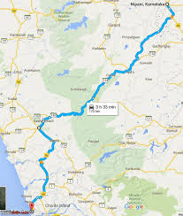 Goa Map Mumbai Goa Highway Map Mumbai To Goa Highway Map Maharashtra