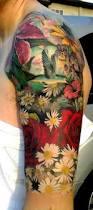 cool arm sleeves tattoos best 25 best half sleeve tattoos ideas on pinterest quarter