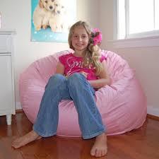 pink bean bag chair at overstock com