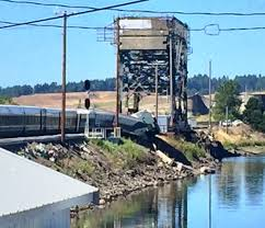 Amtrack Derailed Amtrak Cars Near Steilacoom Cleared From Mainline Tracks