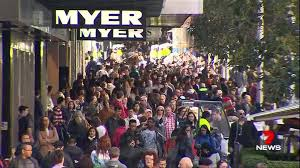 Myer Toaster Myer Will Close Stores And Slash Jobs 7 News Melbourne
