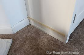 how to trim the bottom of a cabinet how to add trim to cabinets