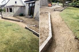 Pointing A Patio by Landbuild Solutions Ltd Large Patio In Newtonhill