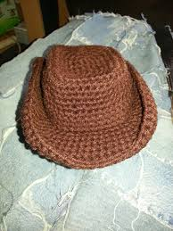 Live Laugh And Love by Return To The Simple Live Laugh And Love Crochet Cowboy Hat